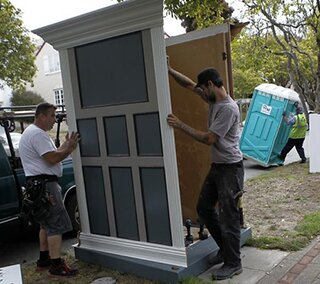 porta potty rental New Orleans